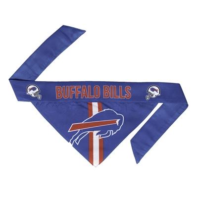 NFL Buffalo Bills Dog Bandana  - TIE ON