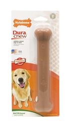 NYLABONE DURACHEW BACON BLISTER CARD GIANT