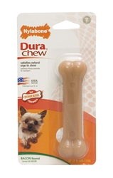 NYLABONE DURACHEW BACON BLISTER CARD REGULAR