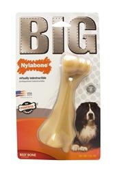 NYLABONE DURACHEW BIG CHEW BEEF BONE ORIGINAL BLISTER CARD