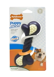 NYLABONE DURACHEW DOUBLE ACTION CHEWS FOR PUPPIES