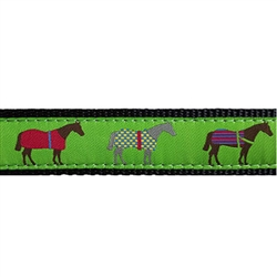 "Race Horse - 3/4"" Collars, Leashes and Harnesses"