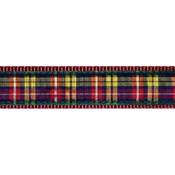 """Buchanan Plaid - 1.25"""" Collars, Leashes and Harnesses"""