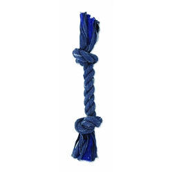 Mammoth Flossy Chews Denim Rope Toys