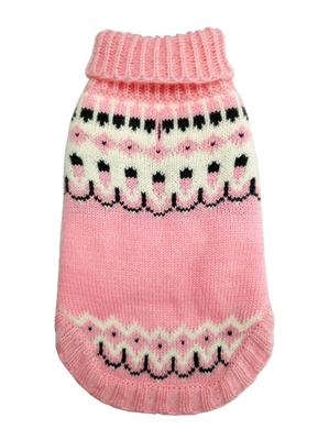 Icelandic Sweater - Pink