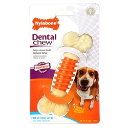 NYLABONE DENTAL PRO ACTION CHEW BACON LARGE
