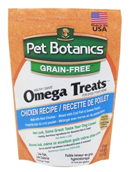 Pet Botanics Healthy Omega Grain Free Treats for Dogs