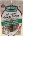 Pet Botanics Air Dried Omega Treats- 3 Flavors