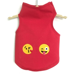 Emoji Tank by Daisy and Lucy