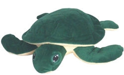 "8"" Tortoise Plush Toy"
