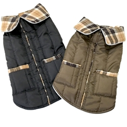 Puffer Coat with Pockets by Daisy and Lucy