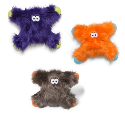 Lincoln Rowdies - Durable Plush Toys for Dogs