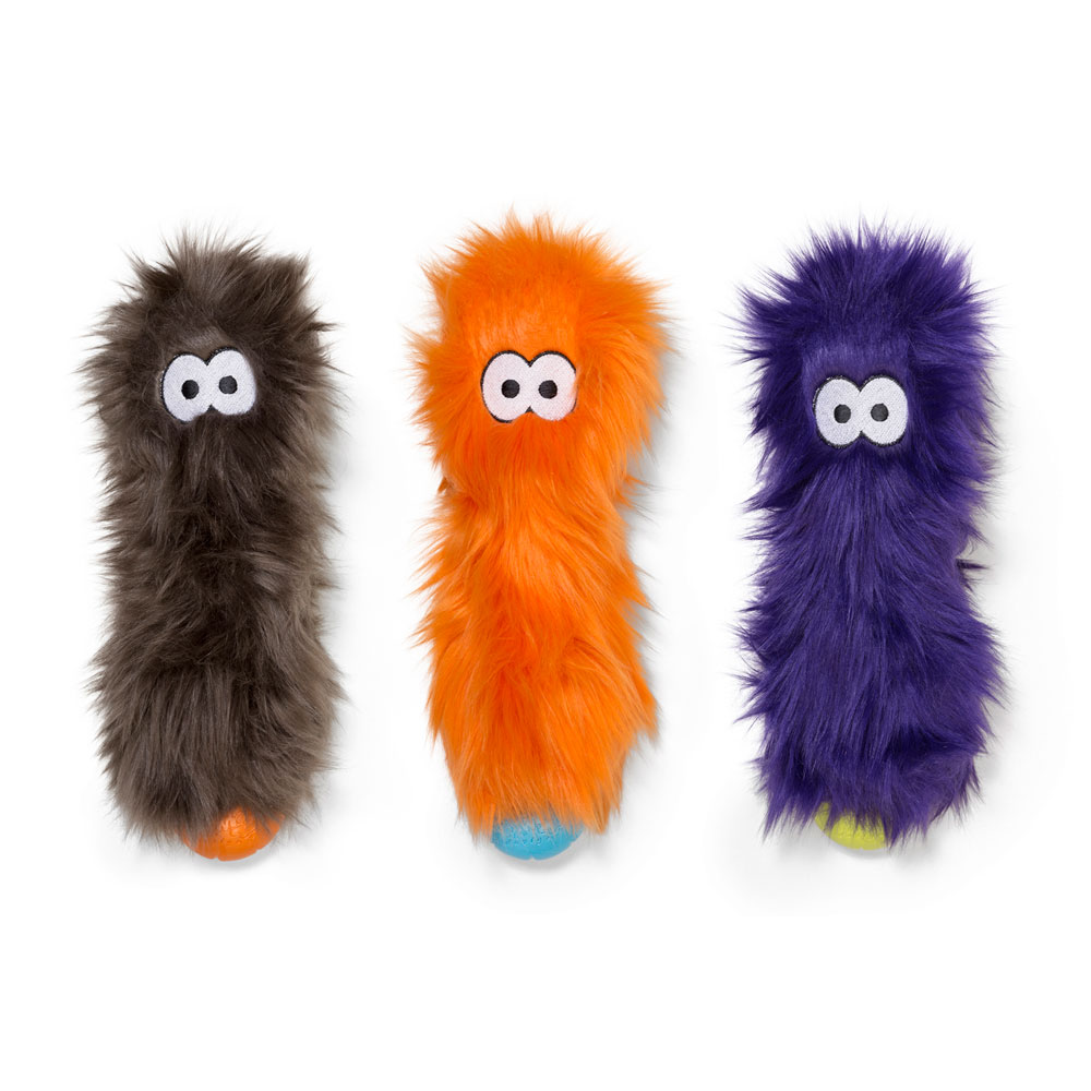 03f6ba4e745 Custer Rowdies - Durable Plush Toys for Dogs