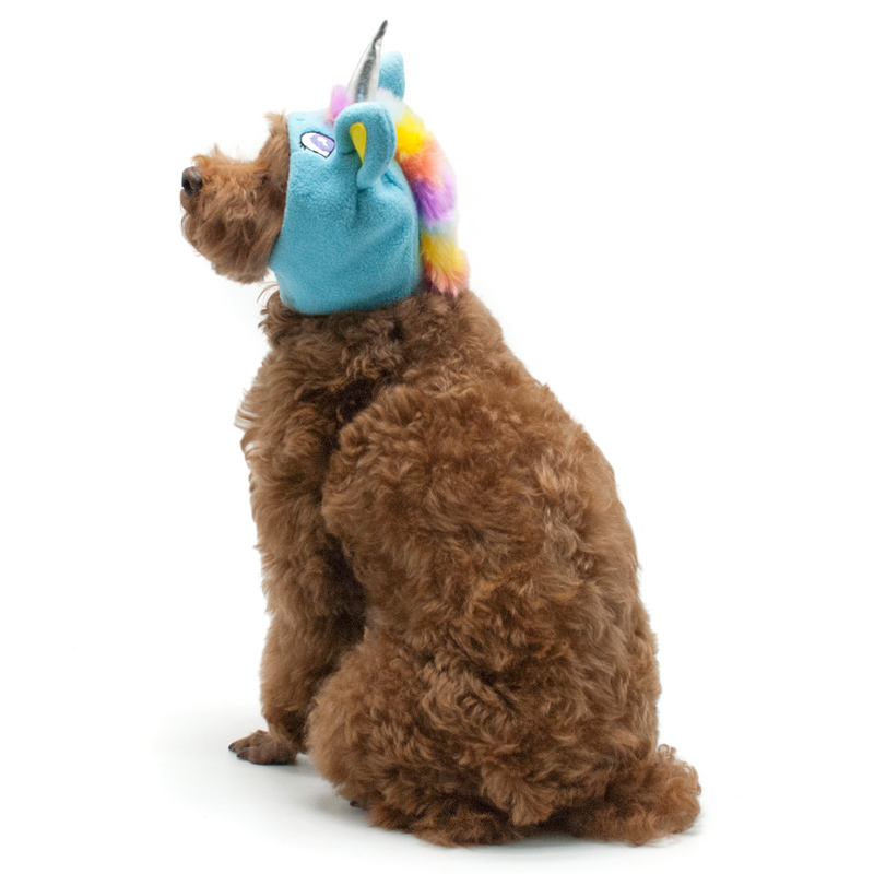 unicorn hat blue