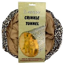"Small Cat Crinkle Tunnel - 10""x15"""