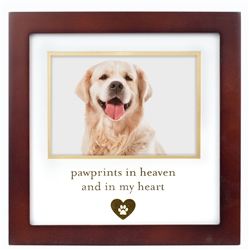 Pet Memory Frame by Pearhead