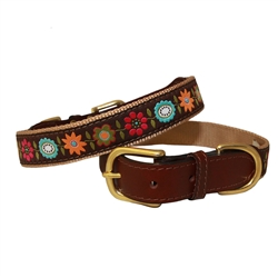 Bella Floral American Traditions Collection Collars & Leashes