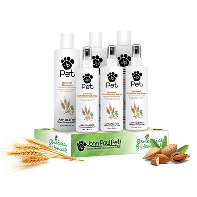 Oatmeal Collection with both Shampoo & Conditioner