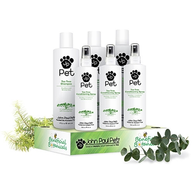 Tea Tree Collection with both Shampoo & Conditioning Spray