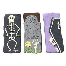 Spooky Cookie Sticks
