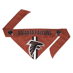 NFL Atlanta Falcons Dog Bandana  - TIE ON