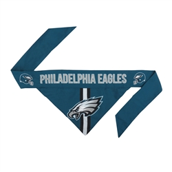 NFL Philadelphia Eagles Dog Bandana - Tie On