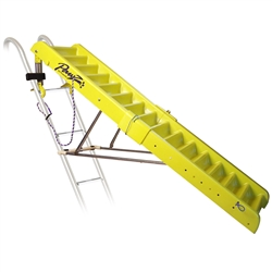 "**IN STOCK** Pawz Pet Products Dog Boat Ladder Yellow 64"" x 16""  (NO AMAZON SALES)"