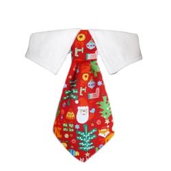 Navidad Shirt Collar