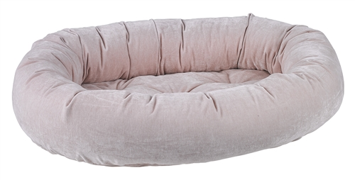 Donut Bed Blush Microvelvet