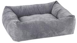 Dutchie Bed Pumice Microvelvet