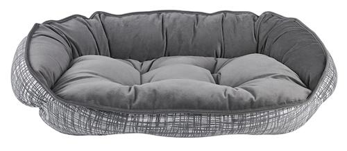 Crescent Bed Tribeca Micro-Jacquard
