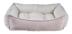 Scoop Bed Blush Microvelvet