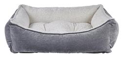 Scoop Bed Pumice Microvelvet