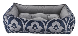 Scoop Bed Regency Microvelvet