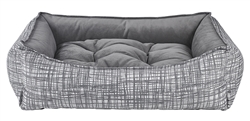 Scoop Bed Tribeca Micro Jacquard