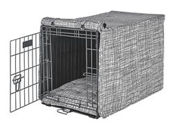 Luxury Crate Cover Tribeca Micro-Jacquard