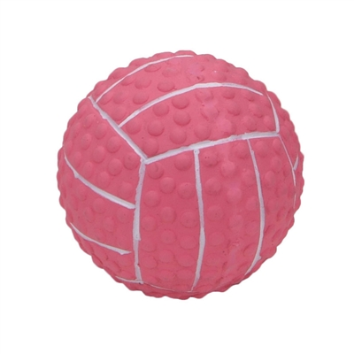 """2"""" Latex Toy Ball Pink"""