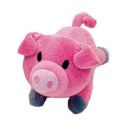 "4.5"" Li'l Pals Soft Plush Toy Pig"