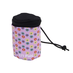 "3"" x 2"" Waste Bag Dispenser Daisy Mult Colored"