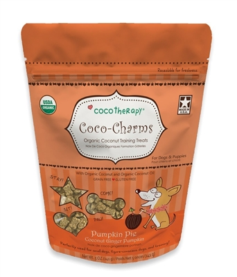 Coco-Charms Training Treats Pumpkin Pie