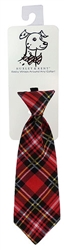 Huxley & Kent - Red Stewart Long Tie