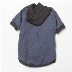 Bamboo Fleece Sweatshirt Heather Blue