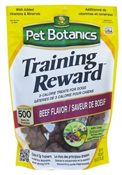Pet Botanics Training Reward Treats for Dogs, 20 oz.