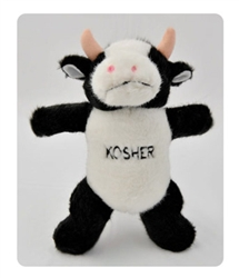 Dog Toy - Kosher the Cow