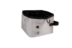 Flat Pack Water Bowl Grey