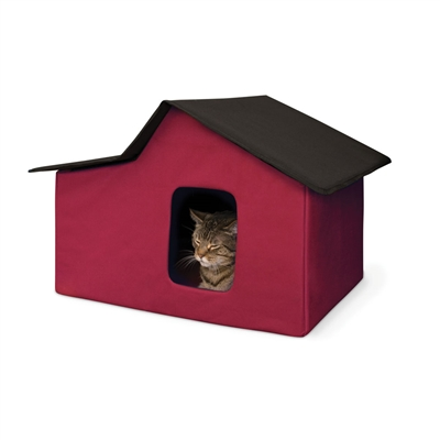 Outdoor Multi-Kitty Home™ (Heated & Unheated) - Creative Solutions by K&H