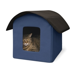 Outdoor Kitty Barn™ (Heated & Unheated) - Creative Solutions by K&H