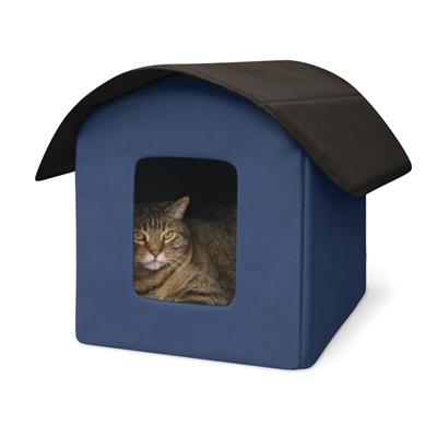 Outdoor Kitty Barn™ (Heated & Unheated) - Creative Solutions by K&H