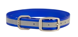 KOA Reflex Blue Reflective Collar