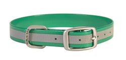 KOA Reflex Green Reflective Collar